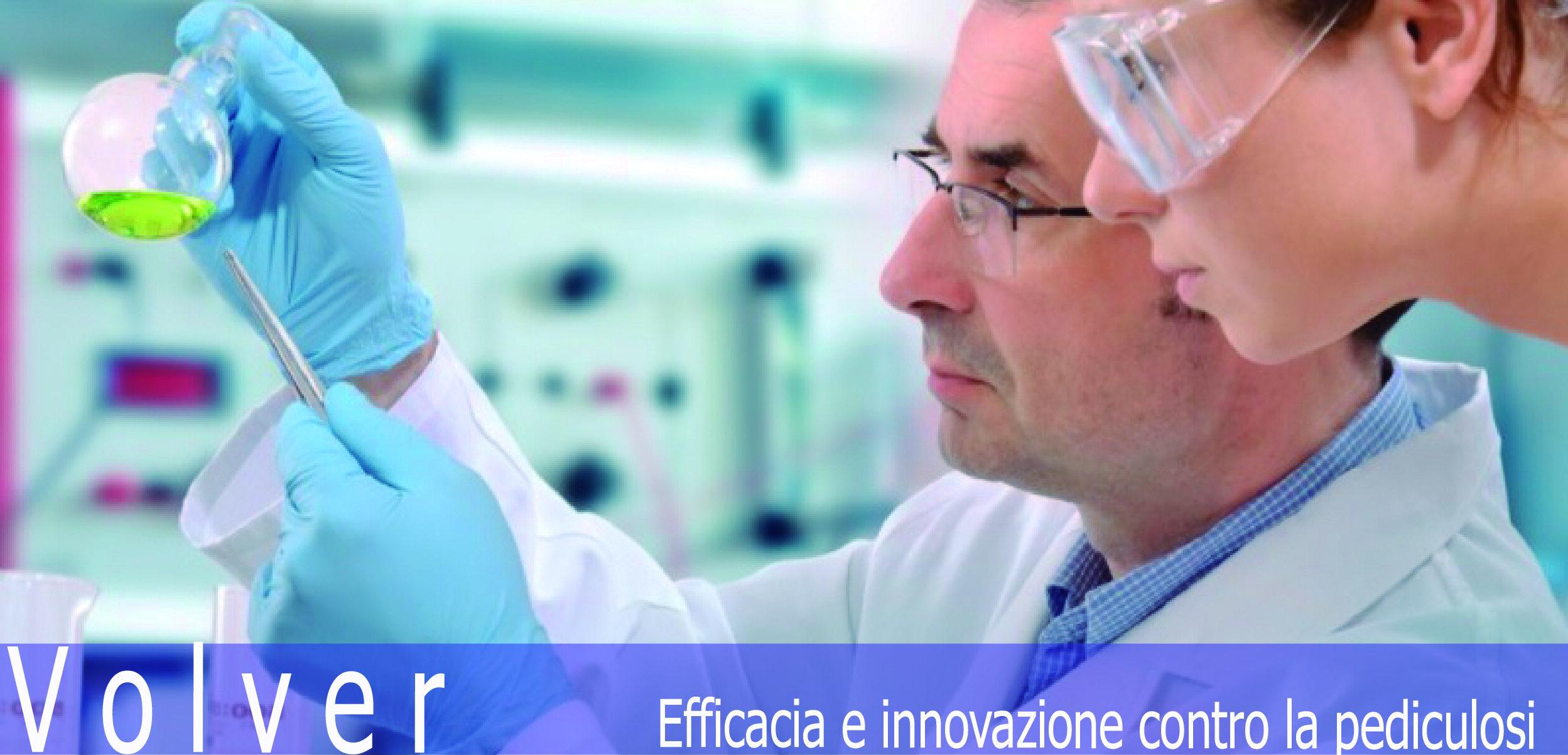 Volver, efficacia  e innovazione contro la pediculosi